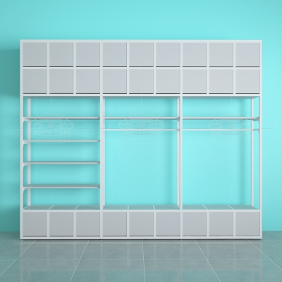 Combination side cabinet 2 (1 main 2 pairs)