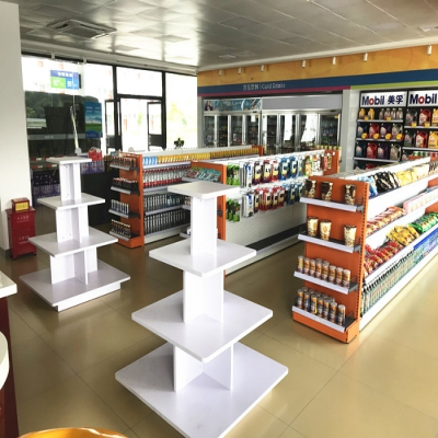 Can shelf manufacturers customize the shelves of chain convenience stores? Will it be much more expensive than usual?