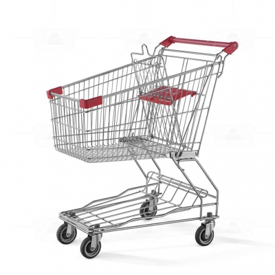 Line shopping cart YCY-X110 (110 liters)