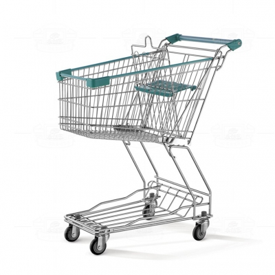 Line shopping cart YCY-X90 (90 liters)