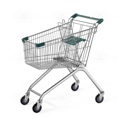 Shopping Cart - Herringbone R100L