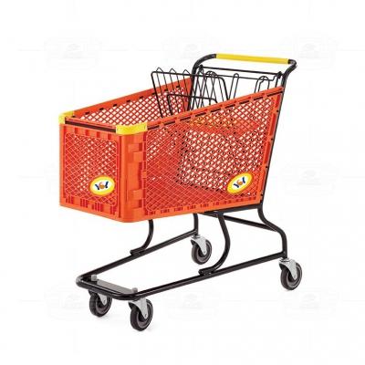 管型购物车YCY-G180-3