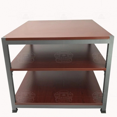 Steel and wood promotion table 1 (stack)