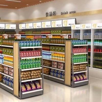 超市货架生产厂家教你如何科学保养超市货架