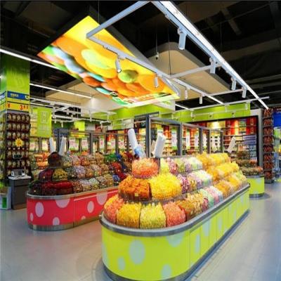 超市货架选择哪种材质比较好?
