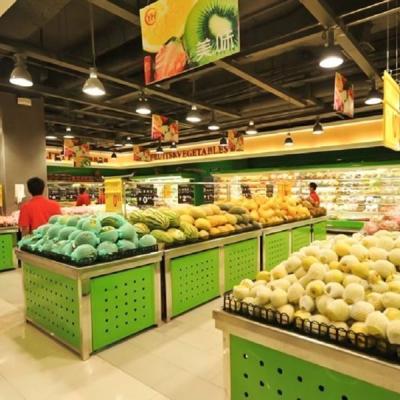 你知道怎么选择超市果蔬货架吗?
