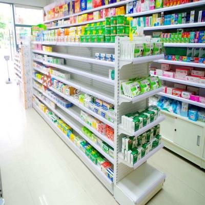 药店货架在药店内可以发挥的作用