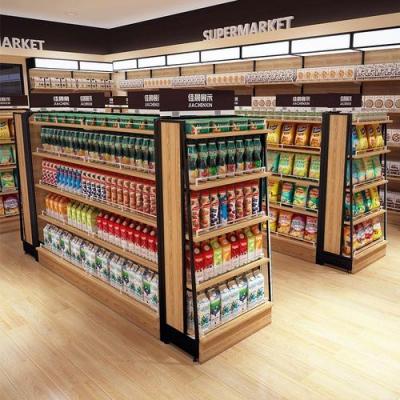 超市货架一般有哪些材质?