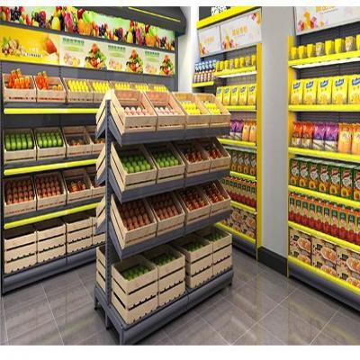 如何合理管理超市货架陈列商品?