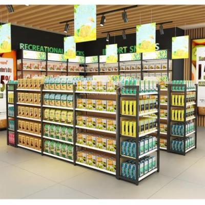 超市货架的配件也是很重要的
