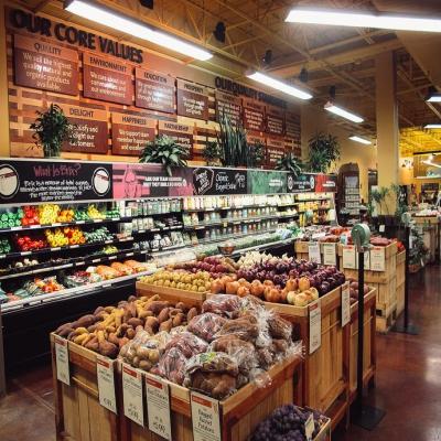 超市货架的材质哪种好?
